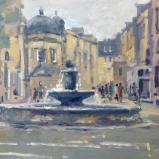 Great Pulteney street fountain