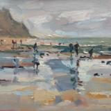 Low tide, Charmouth