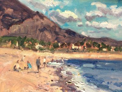 Beach at Sabanilles