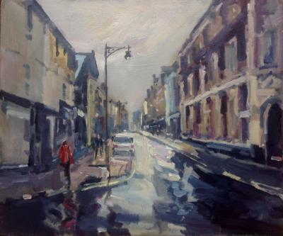 Wood Street, Swindon Old Town